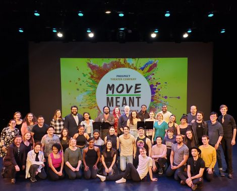 Move Meant Cast and Crew